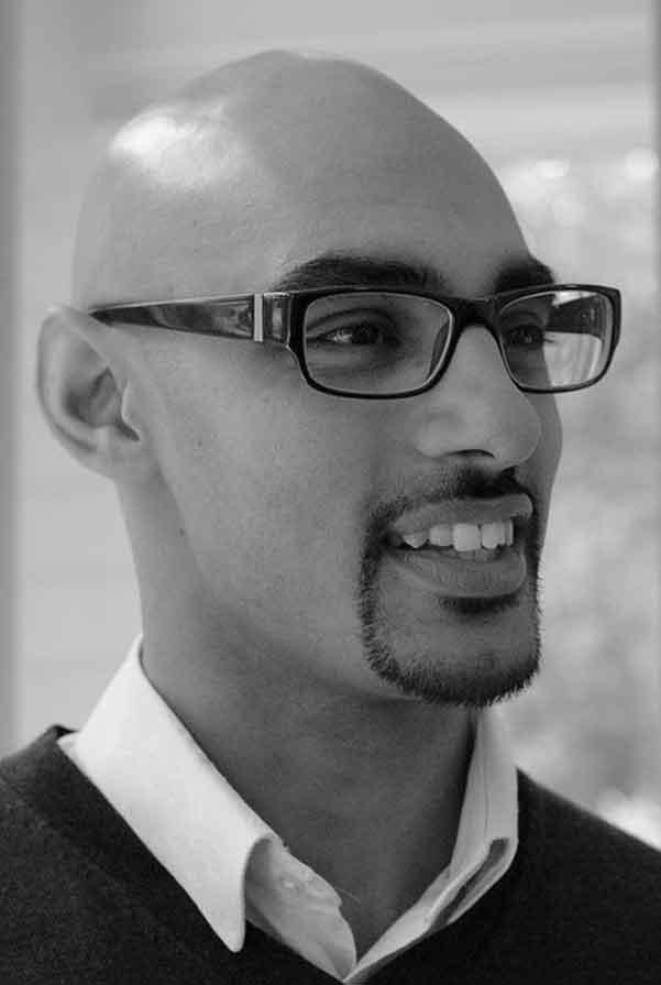 Portrait of Dr Krishan - Locum at Abundant Life Chiropractic